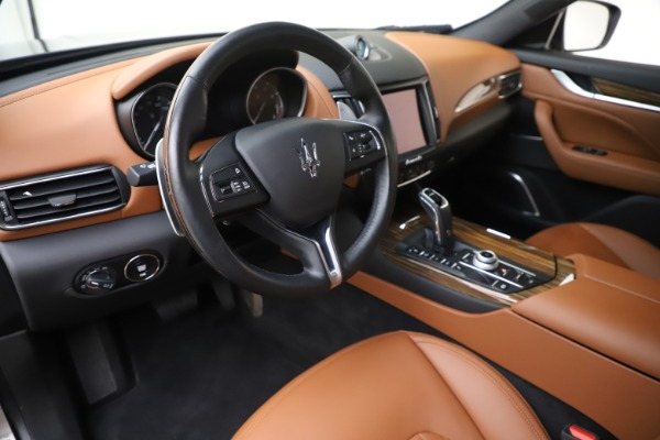 Used 2019 Maserati Levante Q4 GranLusso for sale Sold at Rolls-Royce Motor Cars Greenwich in Greenwich CT 06830 13