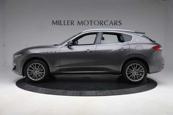 Used 2019 Maserati Levante Q4 GranLusso for sale Sold at Rolls-Royce Motor Cars Greenwich in Greenwich CT 06830 3