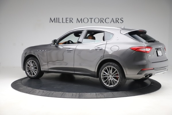 Used 2019 Maserati Levante Q4 GranLusso for sale Sold at Rolls-Royce Motor Cars Greenwich in Greenwich CT 06830 4