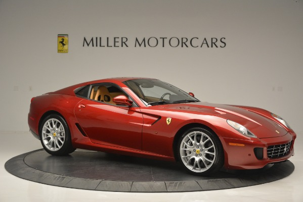 Used 2009 Ferrari 599 GTB Fiorano for sale Sold at Rolls-Royce Motor Cars Greenwich in Greenwich CT 06830 10