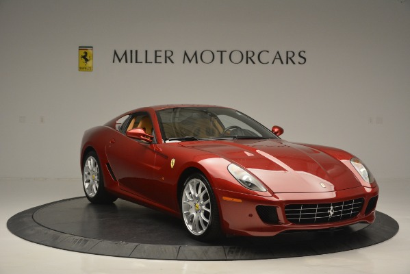 Used 2009 Ferrari 599 GTB Fiorano for sale Sold at Rolls-Royce Motor Cars Greenwich in Greenwich CT 06830 11