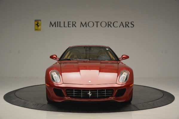 Used 2009 Ferrari 599 GTB Fiorano for sale Sold at Rolls-Royce Motor Cars Greenwich in Greenwich CT 06830 12