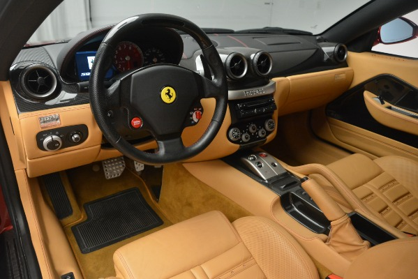 Used 2009 Ferrari 599 GTB Fiorano for sale Sold at Rolls-Royce Motor Cars Greenwich in Greenwich CT 06830 13