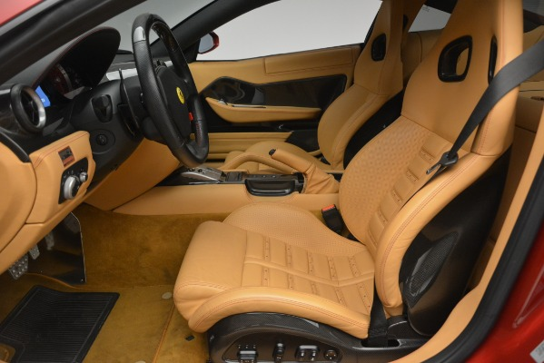 Used 2009 Ferrari 599 GTB Fiorano for sale Sold at Rolls-Royce Motor Cars Greenwich in Greenwich CT 06830 14