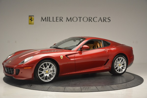 Used 2009 Ferrari 599 GTB Fiorano for sale Sold at Rolls-Royce Motor Cars Greenwich in Greenwich CT 06830 2