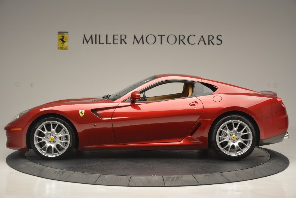 Used 2009 Ferrari 599 GTB Fiorano for sale Sold at Rolls-Royce Motor Cars Greenwich in Greenwich CT 06830 3