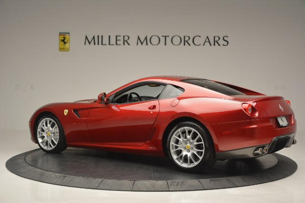 Used 2009 Ferrari 599 GTB Fiorano for sale Sold at Rolls-Royce Motor Cars Greenwich in Greenwich CT 06830 4