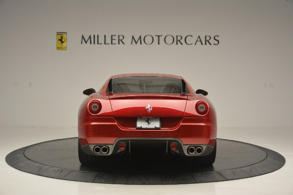 Used 2009 Ferrari 599 GTB Fiorano for sale Sold at Rolls-Royce Motor Cars Greenwich in Greenwich CT 06830 6