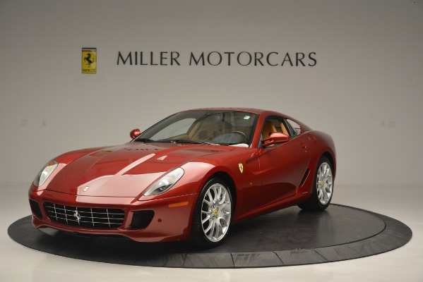 Used 2009 Ferrari 599 GTB Fiorano for sale Sold at Rolls-Royce Motor Cars Greenwich in Greenwich CT 06830 1