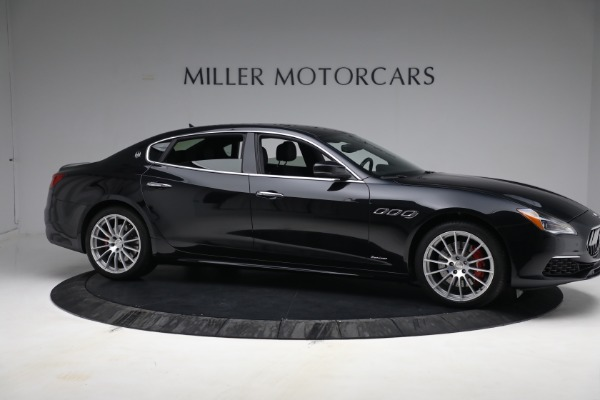 Used 2019 Maserati Quattroporte S Q4 GranLusso for sale $68,900 at Rolls-Royce Motor Cars Greenwich in Greenwich CT 06830 10