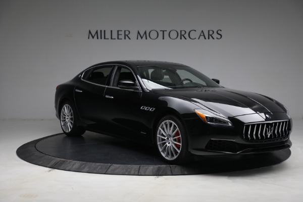 New 2019 Maserati Quattroporte S Q4 GranLusso for sale Sold at Rolls-Royce Motor Cars Greenwich in Greenwich CT 06830 11