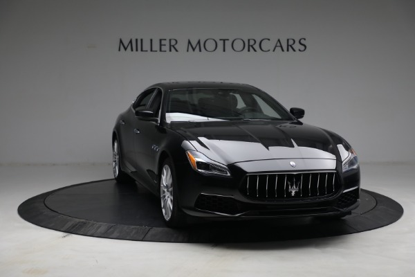 Used 2019 Maserati Quattroporte S Q4 GranLusso for sale $68,900 at Rolls-Royce Motor Cars Greenwich in Greenwich CT 06830 12