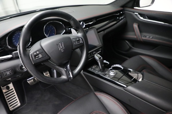 Used 2019 Maserati Quattroporte S Q4 GranLusso for sale $68,900 at Rolls-Royce Motor Cars Greenwich in Greenwich CT 06830 14