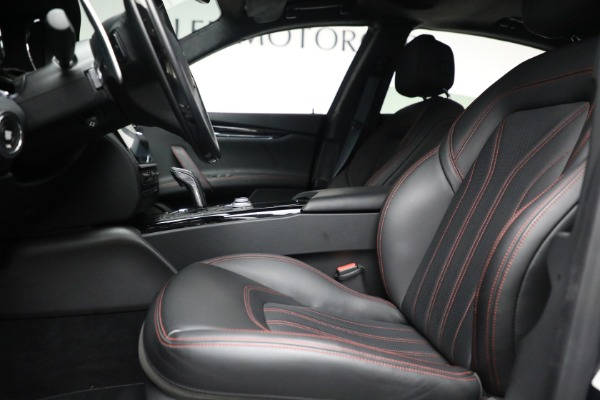 Used 2019 Maserati Quattroporte S Q4 GranLusso for sale $68,900 at Rolls-Royce Motor Cars Greenwich in Greenwich CT 06830 15