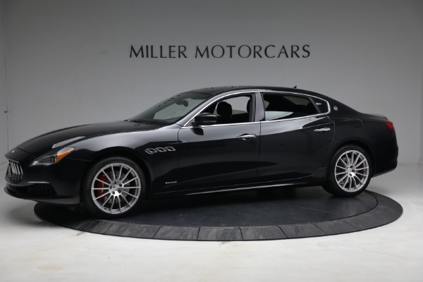 Used 2019 Maserati Quattroporte S Q4 GranLusso for sale $68,900 at Rolls-Royce Motor Cars Greenwich in Greenwich CT 06830 2