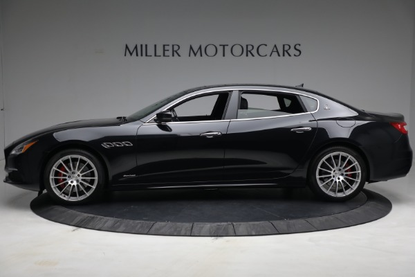 Used 2019 Maserati Quattroporte S Q4 GranLusso for sale $68,900 at Rolls-Royce Motor Cars Greenwich in Greenwich CT 06830 3