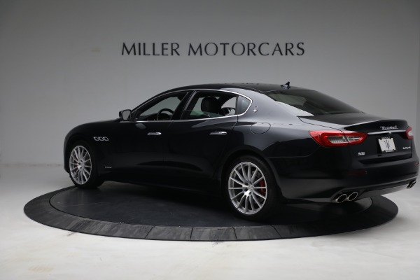 Used 2019 Maserati Quattroporte S Q4 GranLusso for sale $68,900 at Rolls-Royce Motor Cars Greenwich in Greenwich CT 06830 4