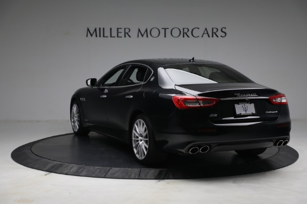 Used 2019 Maserati Quattroporte S Q4 GranLusso for sale $68,900 at Rolls-Royce Motor Cars Greenwich in Greenwich CT 06830 5