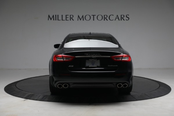 Used 2019 Maserati Quattroporte S Q4 GranLusso for sale $68,900 at Rolls-Royce Motor Cars Greenwich in Greenwich CT 06830 6