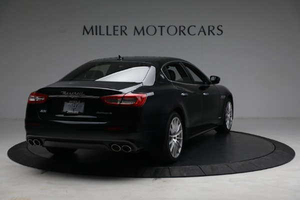 Used 2019 Maserati Quattroporte S Q4 GranLusso for sale $68,900 at Rolls-Royce Motor Cars Greenwich in Greenwich CT 06830 7