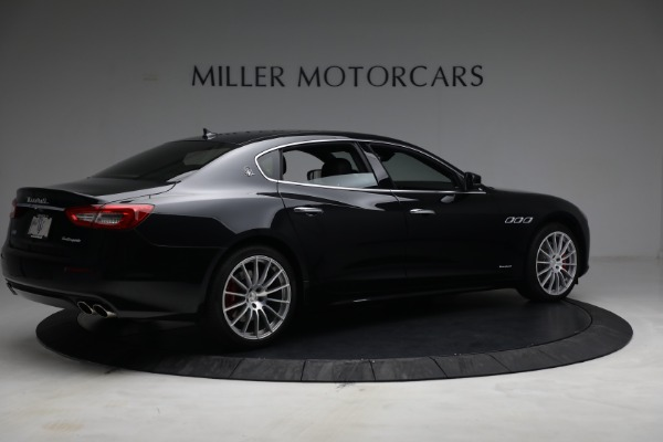 Used 2019 Maserati Quattroporte S Q4 GranLusso for sale $68,900 at Rolls-Royce Motor Cars Greenwich in Greenwich CT 06830 8