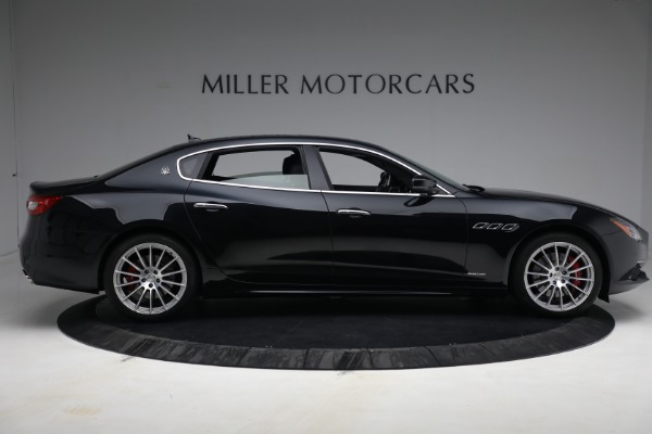 Used 2019 Maserati Quattroporte S Q4 GranLusso for sale $68,900 at Rolls-Royce Motor Cars Greenwich in Greenwich CT 06830 9