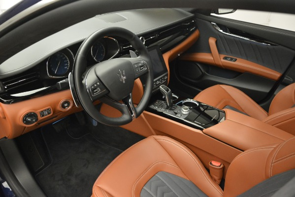 New 2019 Maserati Quattroporte S Q4 GranLusso for sale Sold at Rolls-Royce Motor Cars Greenwich in Greenwich CT 06830 14