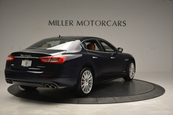 New 2019 Maserati Quattroporte S Q4 GranLusso for sale Sold at Rolls-Royce Motor Cars Greenwich in Greenwich CT 06830 7