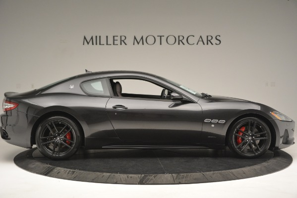 New 2018 Maserati GranTurismo Sport for sale Sold at Rolls-Royce Motor Cars Greenwich in Greenwich CT 06830 8