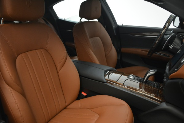 New 2019 Maserati Ghibli S Q4 for sale Sold at Rolls-Royce Motor Cars Greenwich in Greenwich CT 06830 21