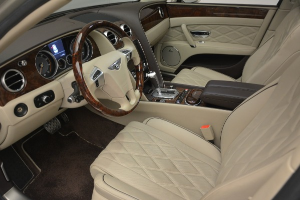 Used 2014 Bentley Flying Spur W12 for sale Sold at Rolls-Royce Motor Cars Greenwich in Greenwich CT 06830 17