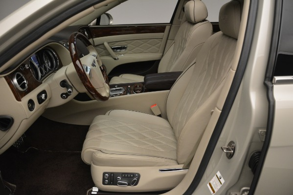 Used 2014 Bentley Flying Spur W12 for sale Sold at Rolls-Royce Motor Cars Greenwich in Greenwich CT 06830 18