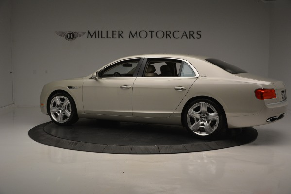 Used 2014 Bentley Flying Spur W12 for sale Sold at Rolls-Royce Motor Cars Greenwich in Greenwich CT 06830 4