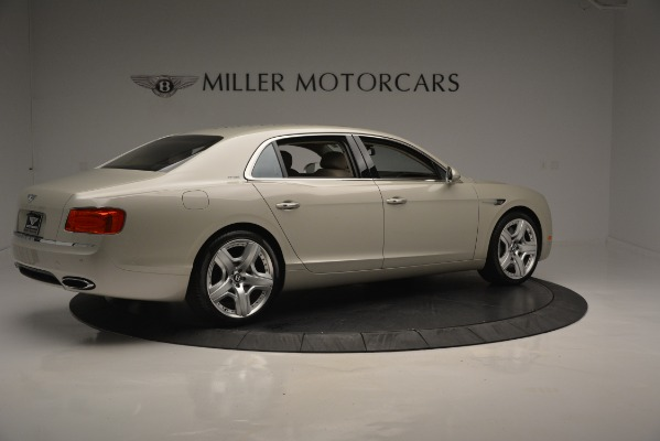 Used 2014 Bentley Flying Spur W12 for sale Sold at Rolls-Royce Motor Cars Greenwich in Greenwich CT 06830 8