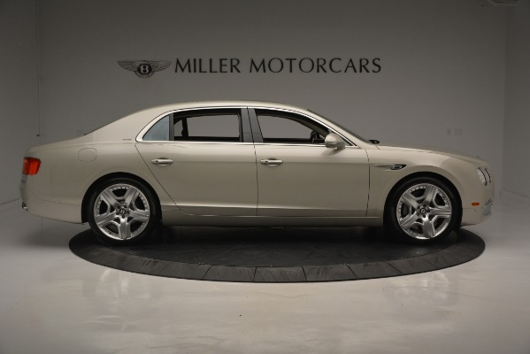 Used 2014 Bentley Flying Spur W12 for sale Sold at Rolls-Royce Motor Cars Greenwich in Greenwich CT 06830 9