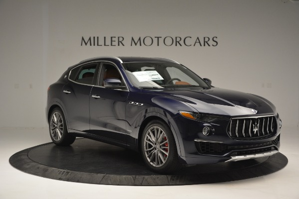 Used 2019 Maserati Levante Q4 GranLusso for sale Sold at Rolls-Royce Motor Cars Greenwich in Greenwich CT 06830 11