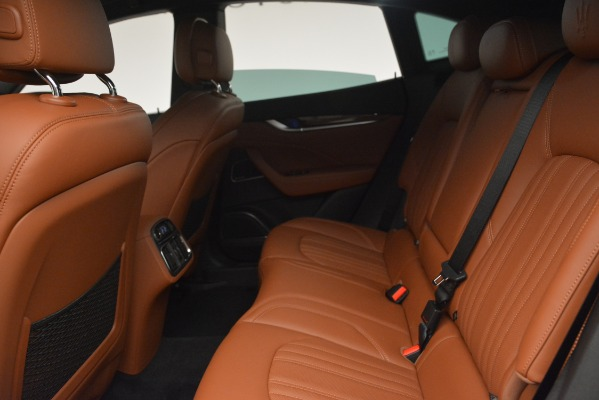 Used 2019 Maserati Levante Q4 GranLusso for sale Sold at Rolls-Royce Motor Cars Greenwich in Greenwich CT 06830 18