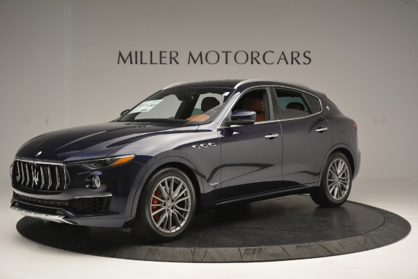 Used 2019 Maserati Levante Q4 GranLusso for sale Sold at Rolls-Royce Motor Cars Greenwich in Greenwich CT 06830 2
