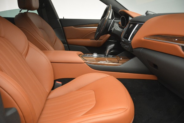 Used 2019 Maserati Levante Q4 GranLusso for sale Sold at Rolls-Royce Motor Cars Greenwich in Greenwich CT 06830 21