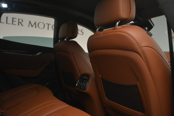 Used 2019 Maserati Levante Q4 GranLusso for sale Sold at Rolls-Royce Motor Cars Greenwich in Greenwich CT 06830 23