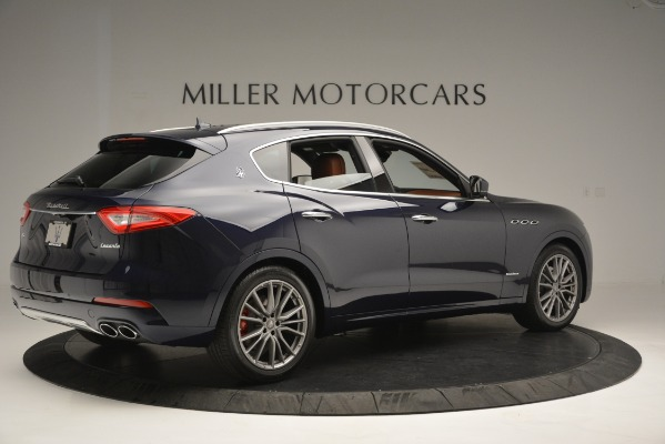 Used 2019 Maserati Levante Q4 GranLusso for sale Sold at Rolls-Royce Motor Cars Greenwich in Greenwich CT 06830 8