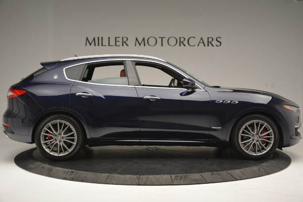 Used 2019 Maserati Levante Q4 GranLusso for sale Sold at Rolls-Royce Motor Cars Greenwich in Greenwich CT 06830 9