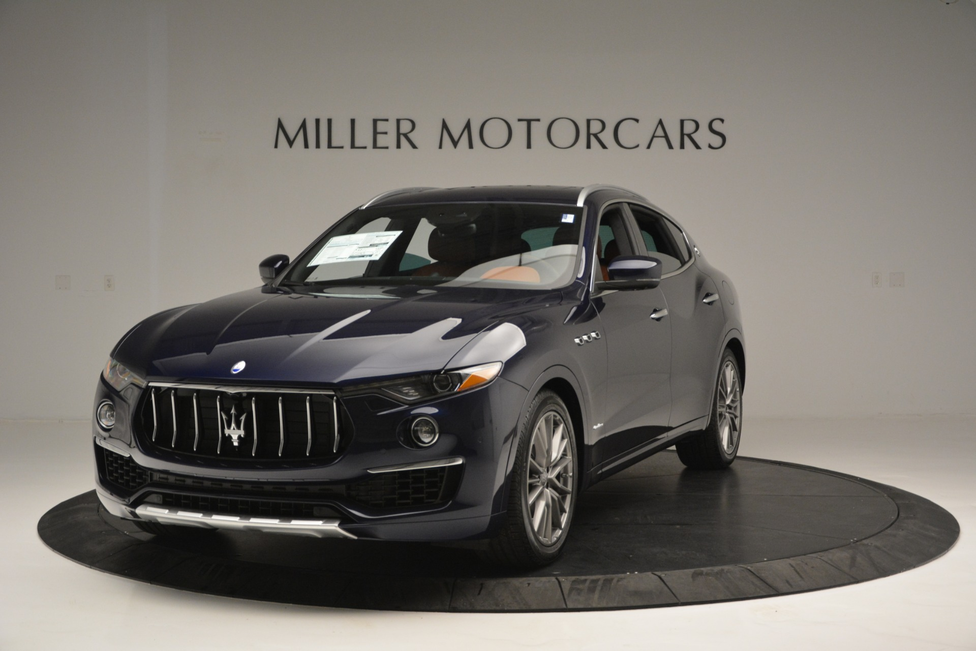 Used 2019 Maserati Levante Q4 GranLusso for sale Sold at Rolls-Royce Motor Cars Greenwich in Greenwich CT 06830 1