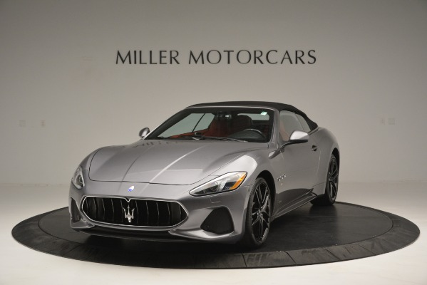 Used 2018 Maserati GranTurismo Sport for sale Sold at Rolls-Royce Motor Cars Greenwich in Greenwich CT 06830 10