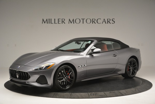 Used 2018 Maserati GranTurismo Sport for sale Sold at Rolls-Royce Motor Cars Greenwich in Greenwich CT 06830 12