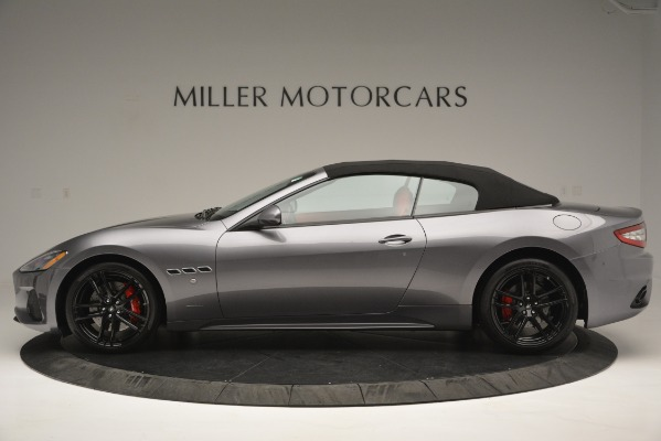 Used 2018 Maserati GranTurismo Sport for sale Sold at Rolls-Royce Motor Cars Greenwich in Greenwich CT 06830 13