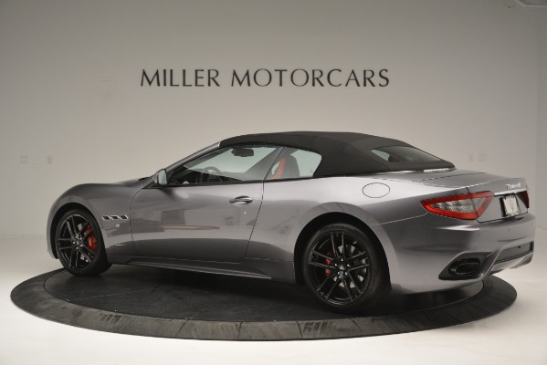 Used 2018 Maserati GranTurismo Sport for sale Sold at Rolls-Royce Motor Cars Greenwich in Greenwich CT 06830 14