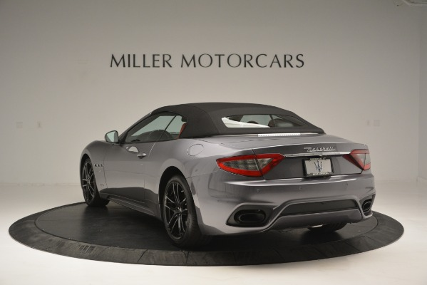 Used 2018 Maserati GranTurismo Sport for sale Sold at Rolls-Royce Motor Cars Greenwich in Greenwich CT 06830 15