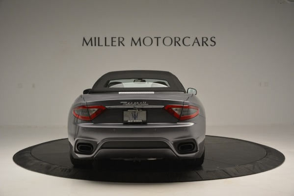 Used 2018 Maserati GranTurismo Sport for sale Sold at Rolls-Royce Motor Cars Greenwich in Greenwich CT 06830 16