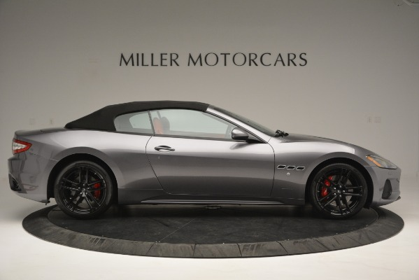 Used 2018 Maserati GranTurismo Sport for sale Sold at Rolls-Royce Motor Cars Greenwich in Greenwich CT 06830 18